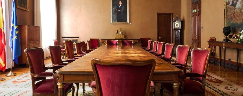 La Junta General del Principado de Asturias es el Parlamento de los asturianos