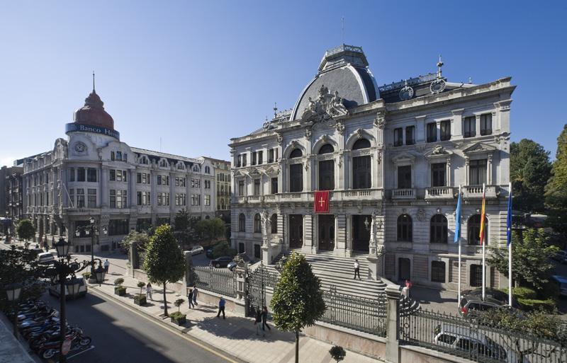 Entorno del Palacio