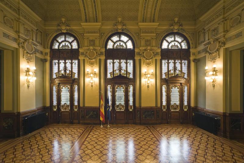 Salón Europa