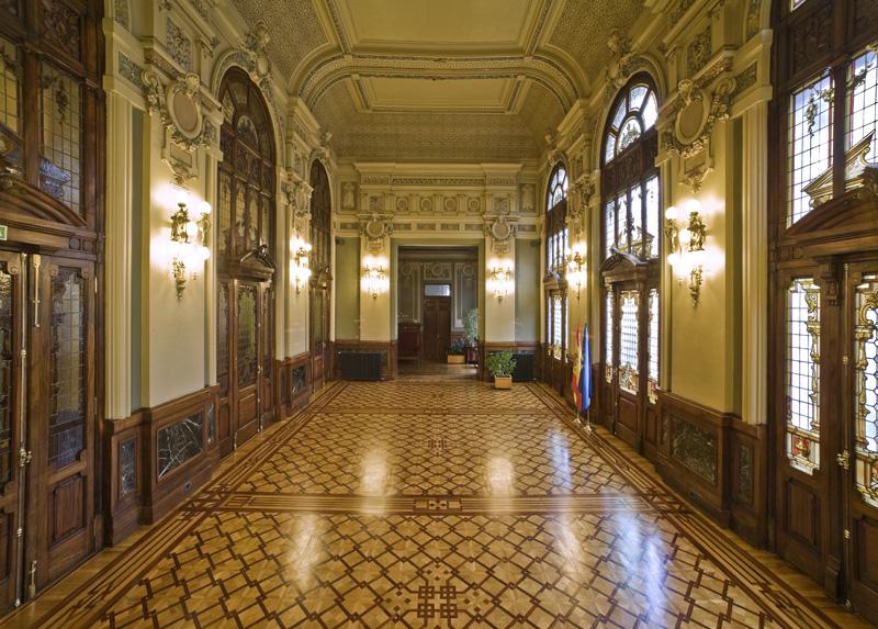 Salón Europa (general)
