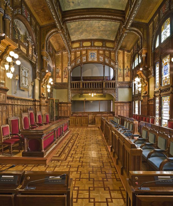 Sala Constitución