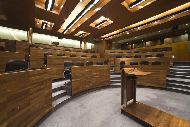 Tribuna de oradores