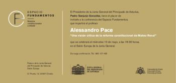 Video Alessandro Pace