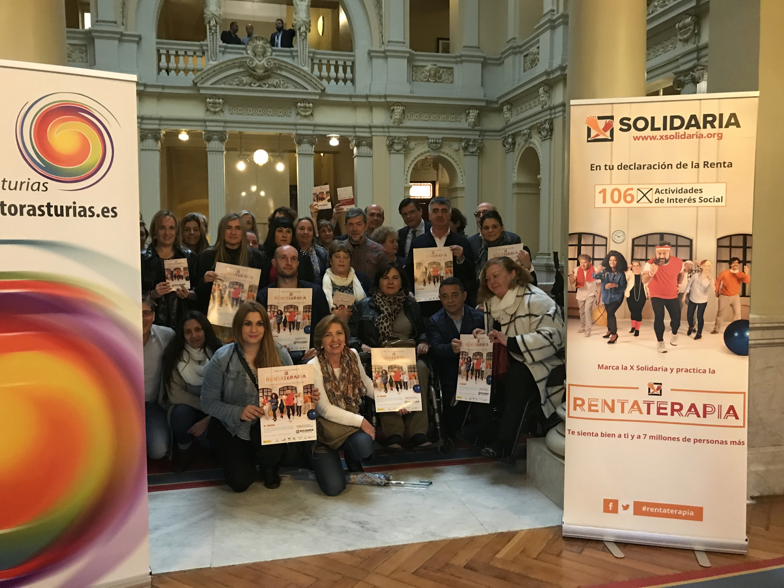 X Solidaria Junta General
